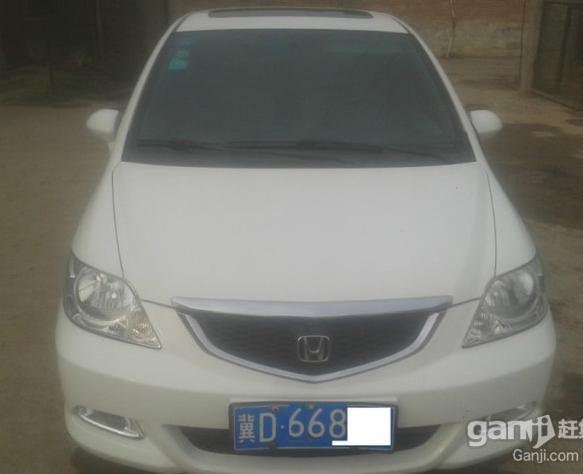 本田思迪 2008款1.5L舒适版4.4万出售