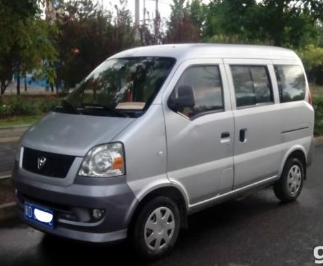 2012款哈飞民意1.0L手动车出售