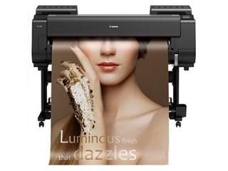 佳能12色宽幅打印机转让