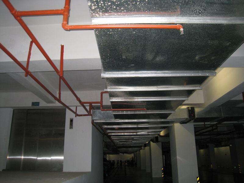 邯郸地区承接大型排风-油烟管道-消防-中央空调安装工程