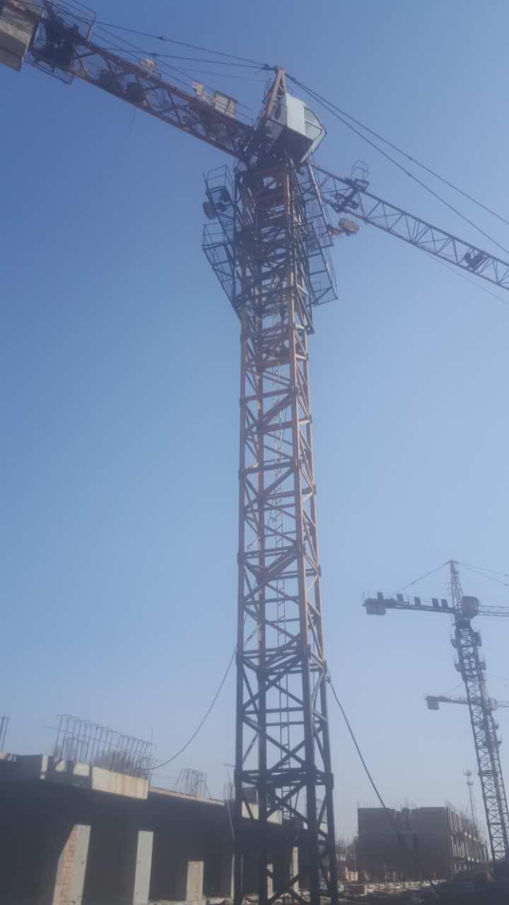 出售二手塔吊-40型