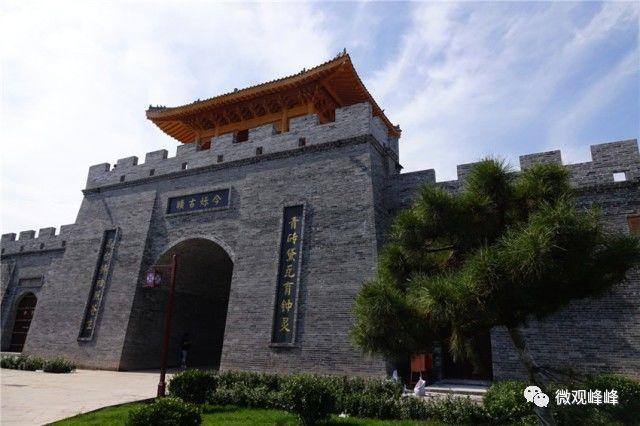 峰峰旅游景点大全,峰峰旅发大会旅游观摩景点都在这了!