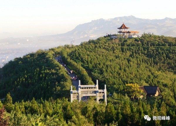 峰峰旅游景点大全,峰峰旅发大会旅游观摩景点都在这了图片