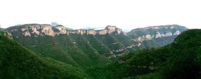 响堂山风景区诗歌三首:响堂山,常乐寺,凤凰台