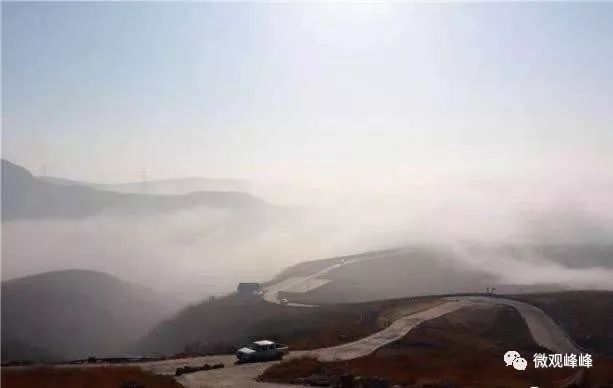 峰峰谋划修建青兰高速淑村口至响堂山风景区直达旅游路