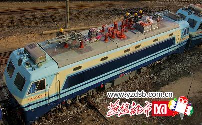起 邯郸至山东聊城区间将首开客运列车高清图片