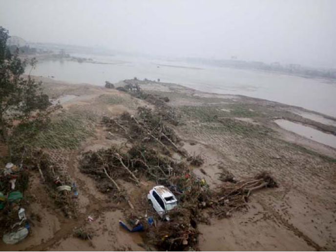 永年最新灾情:全县受灾19万人5人死亡9人失踪