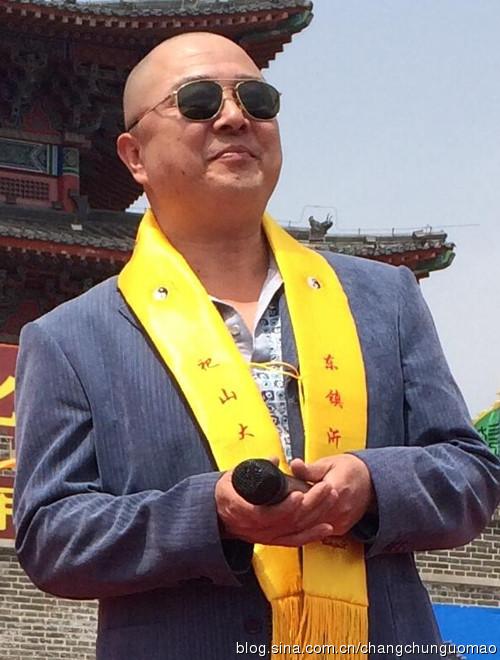 """86版《西游记》""""唐僧""""徐少华近照 现任山东省话剧院副院长"""