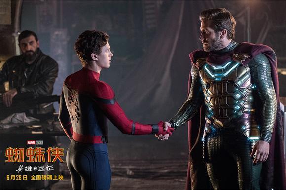 蜘蛛侠英雄远征观后感 不适合带孩子儿童一起观看