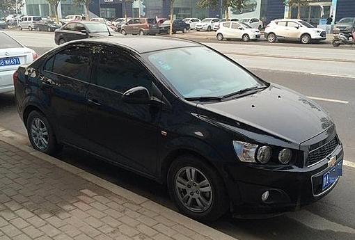 2013款雪佛兰爱唯欧SE三厢1.4手动7.86万出售