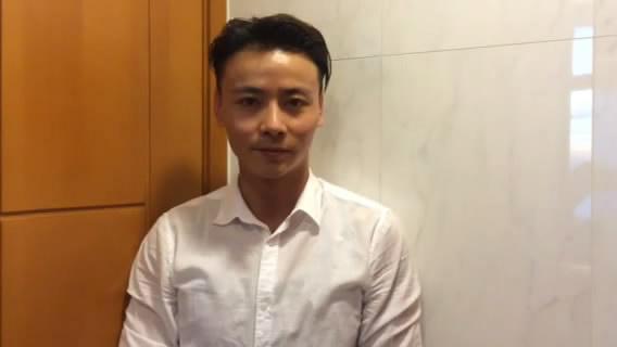 张晋祝福峰峰数字电影《一克拉的承诺》顺利杀青