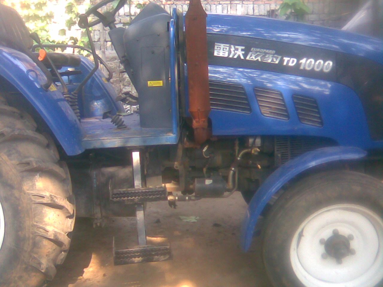 出售福田雷沃100拖拉机 高清图片