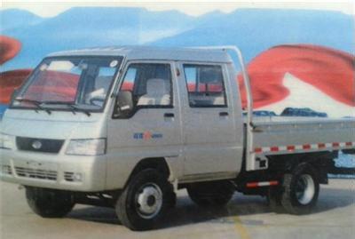 出售福田柴油双排货车
